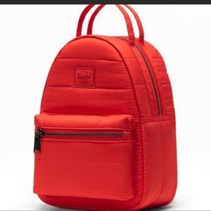 Herschel mini backpack -NWT